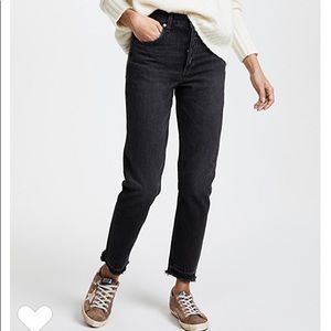 Jamie high Rise Classic Jeans in Void